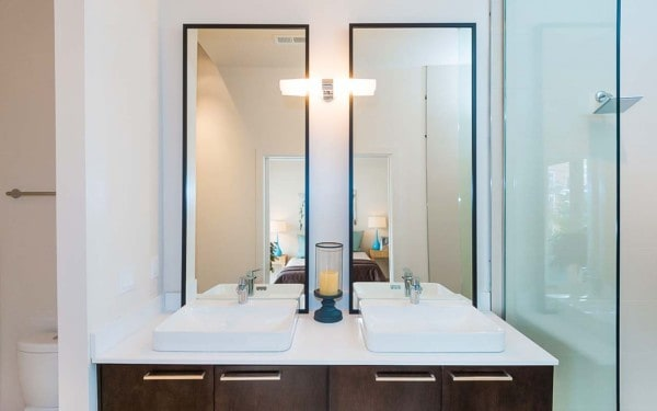Multi-family Apartments in DC Bathroom