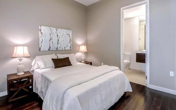 Penthouse Condo DC Bedroom
