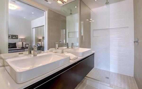 Penthouse DC Bathroom