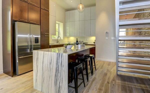 Washington DC Duplex Kitchen