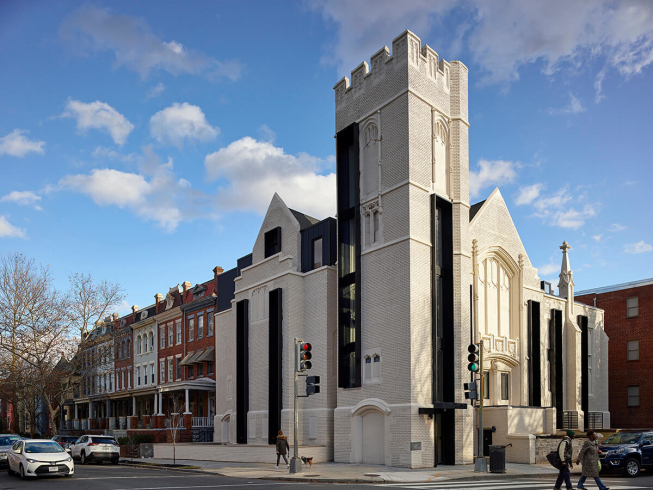 Adaptive Reuse Church Conversion